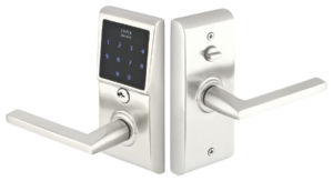 keyless entry door lock