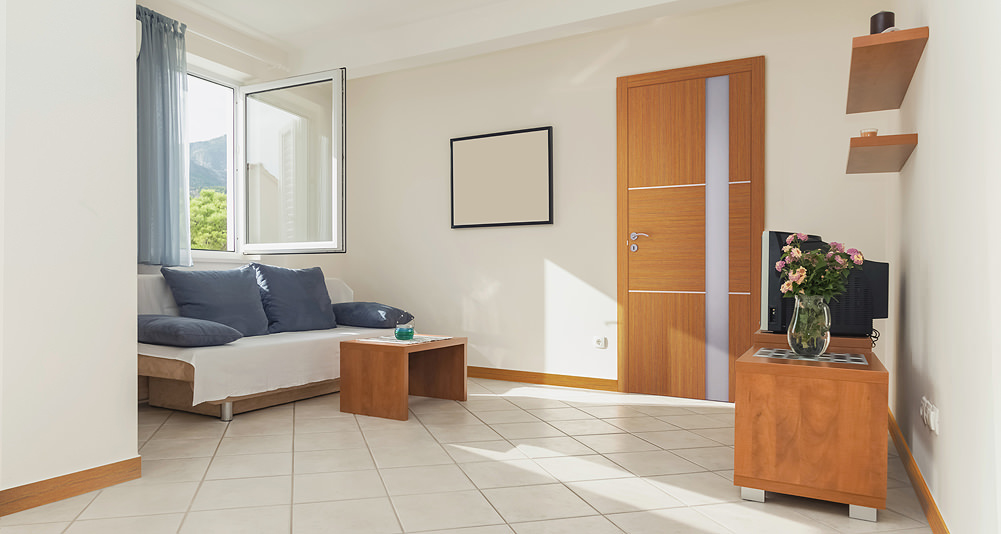 Modern Glass Doors