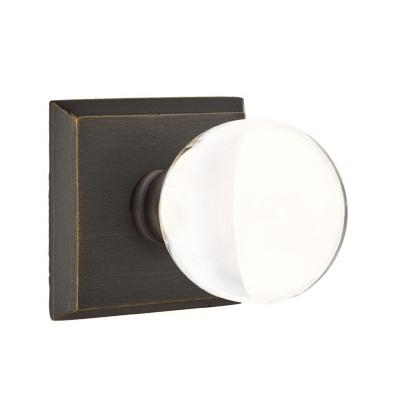 Bronze Bristol Sandcast knob