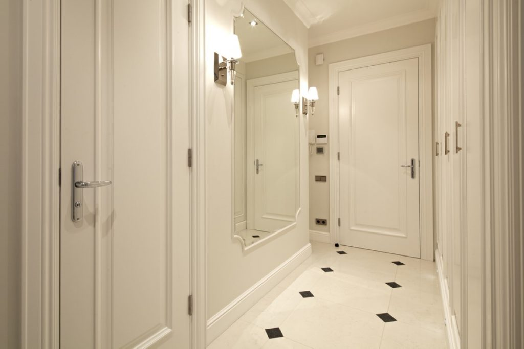 Traditional Versus Modern Interior Door Look
