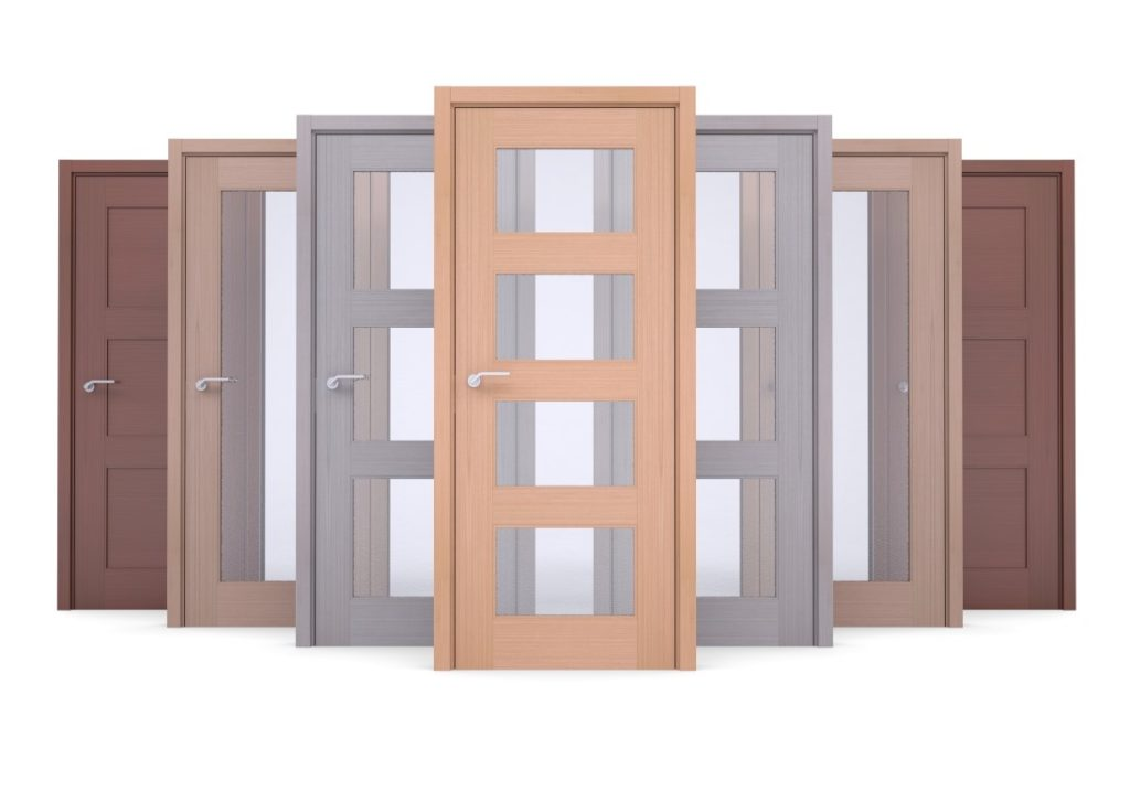 Modern Interior Doors Styles And Materials The Door