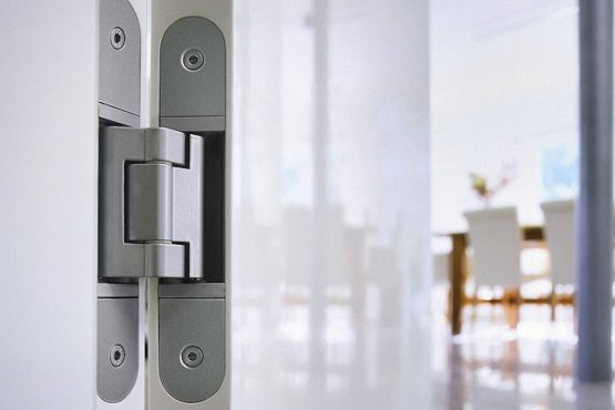 The door boutique and hardware modern interior doors - Hidden hinges for exterior doors ...